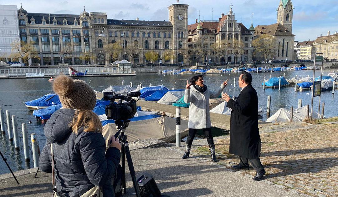 Advents-TV-Sendung mit 4 Schweizer Stars